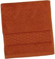 Froté ručník Lucie 450g 50x100 cm (terra) ID 9882