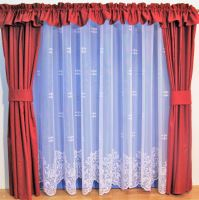 Záclona Liliana výška 160 cm (bílá)