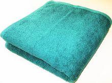 Froté ručník s medvídkem 50x100 cm (13-tm.zelená)