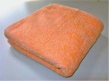 Froté ručník s medvídkem 50x100 cm ( 6-lososová)