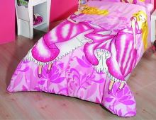 Přehoz na postel BAVLNA 140x200 cm (vyberte dezén z nabídky Dětské povlečení)