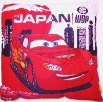 Polštářek Cars JAPAN 40x40 cm