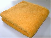 Froté ručník s medvídkem 50x100 cm ( 5-sytě_žlutá)