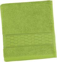 Froté ručník Lucie 450g 50x100 cm (žlutozelená) ID 10050