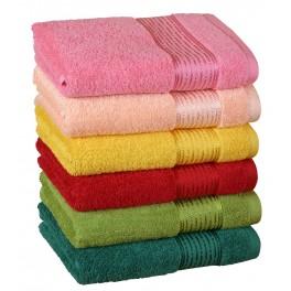 Osušky, ručníky, předložky, župany, čelenky