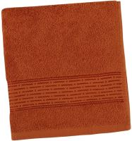 Froté ručník Lucie 450g 50x100 cm (cihlová) ID 9882