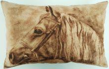 Dětský polštář BAVLNA 40x60 kůň