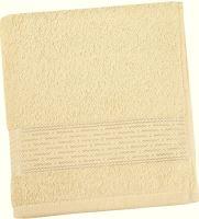 Froté ručník Lucie 450g 50x100 cm (smetanová) ID 12457