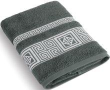 Froté ručník 50x100 cm Řecká kolekce - mechová