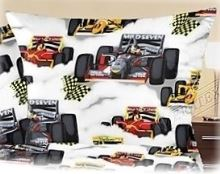Krepový povlak na polštářek Formule 40x40cm (R0622)