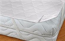 Matracový chránič  90x200 (bílý prošívaný)
