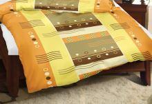 Přehoz na postel FLANEL 240x200 cm (vyberte dezén z nabídky Flanelové povlečení)