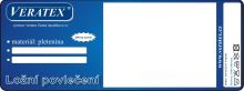 Froté povlečení batikované 70x90 140x200 (122-stř.modrá)