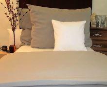 Bavlněné povlečení JEDNOBAREVNÉ - Hotelový uzávěr 70x90-140x200 cm