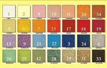 Froté povlečení  dětské 45x64 90x130 (č. 5-sv.žlutá)