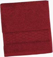 Froté ručník Lucie 450g 50x100 cm (vínová) ID 10563