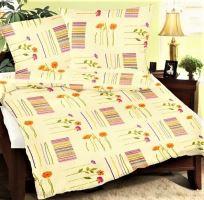 Přehoz na postel bavlna140x200 (R1561)